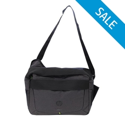 Power Stretch 17 inch laptop messenger bag. Zipped main compartment has a  padded sleeve for your. 8b545b949c22f